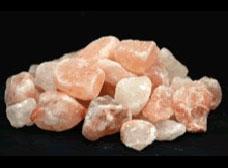 岩塩 砂利 ピンク