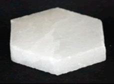 六角形岩塩乳白