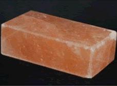 岩塩レンガ