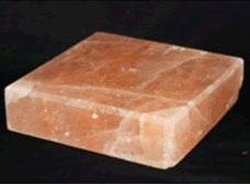 タイル状岩塩